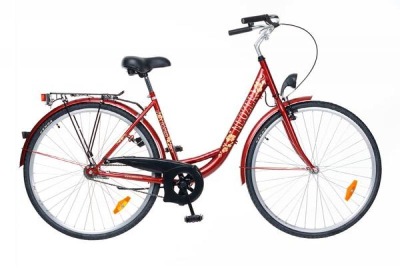 Jalgratas Neuzer Balaton, 3-käiku,punane