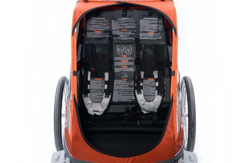 Lastekäru Corsaire2+Cycle, Apricot 14- THULE