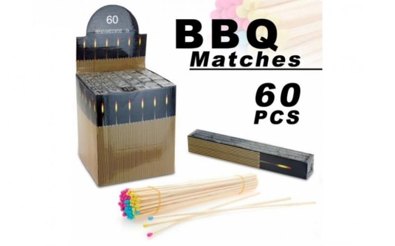 Fire matches 27cm 60pcs
