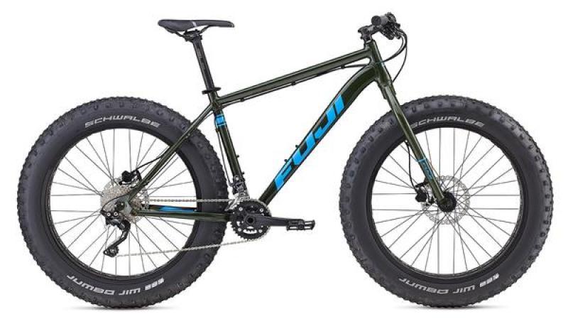 """Jalgratas Fuji Wendigo 2.1 17"""""""