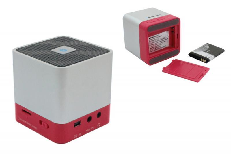BT02RD Kaasaskantav Bluetooth kõlar FM