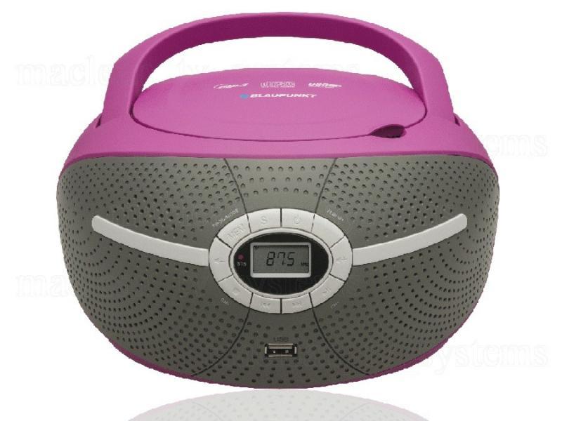 BB6VL Boombox FM Blaupunkt