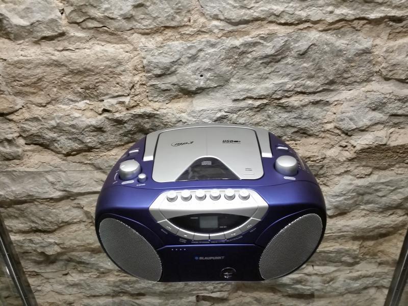 BB15BL Boombox Blaupunkt