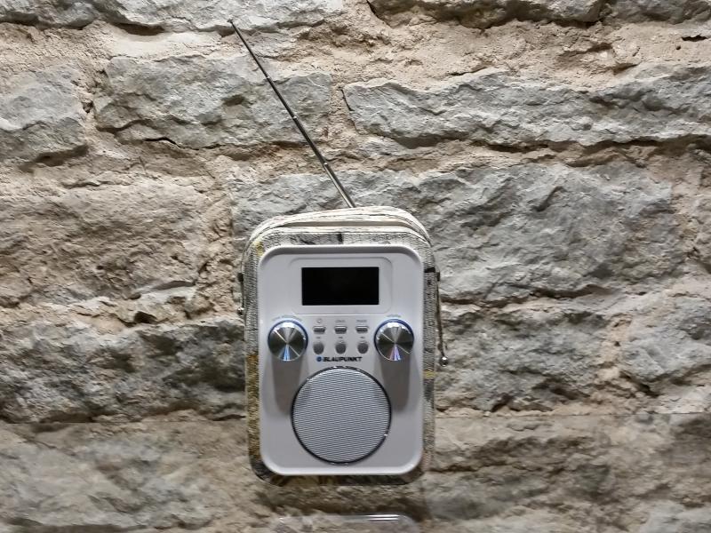 Kaasaskantav raadio akutoitega Blaupunkt PP20MP