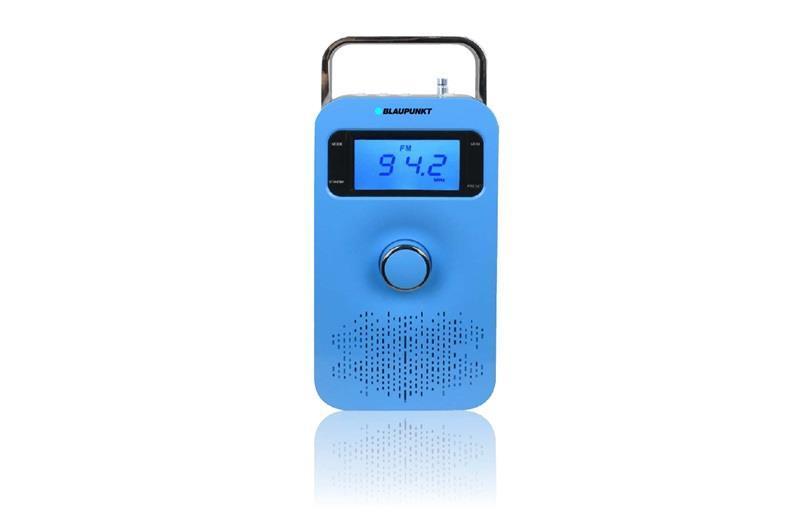 PP10BL Kaasaskantav raadio FM PLL SD/USB/AUX akutoitega