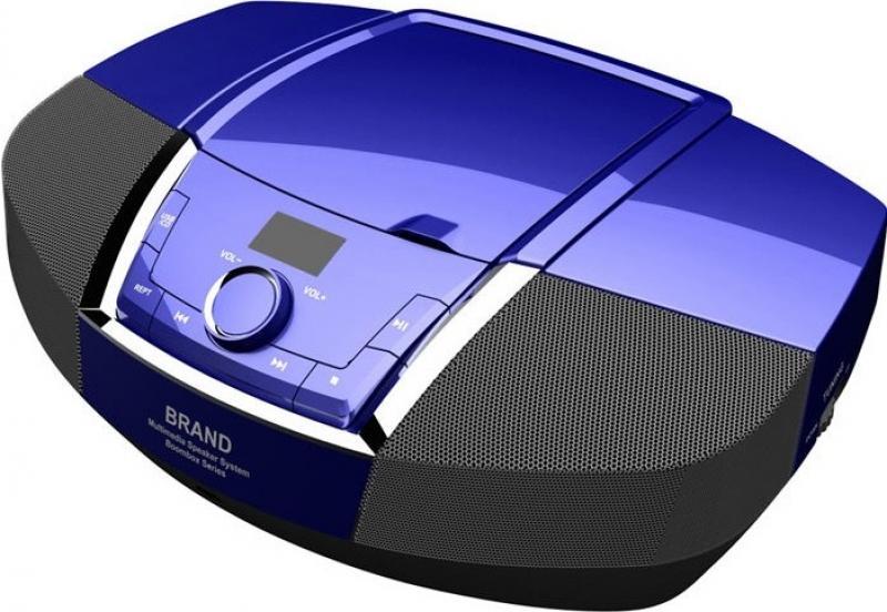 BB12BL Boombox Blaupunkt