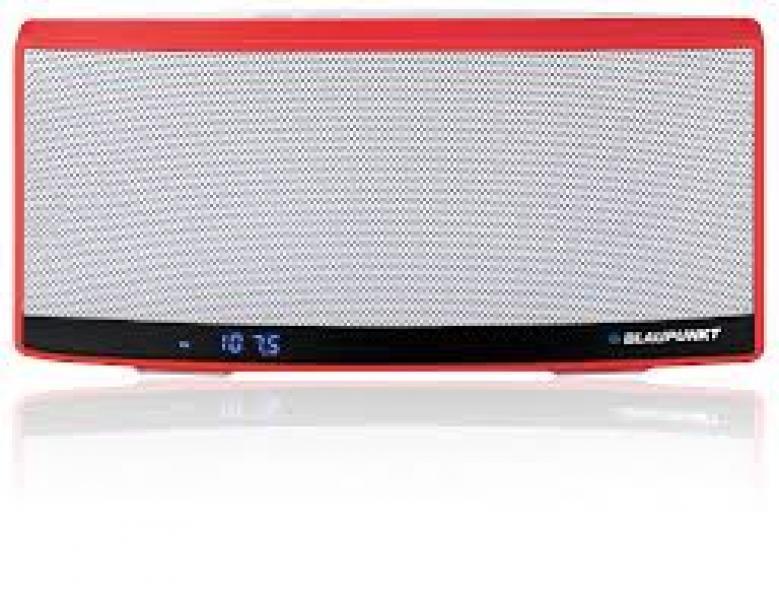 BT10RD Kaasaskantav Bluetooth NFC kõlar koos akupangaga