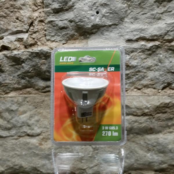 LED pirn MR-16 3W 270lm