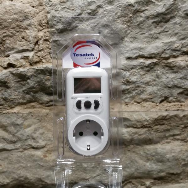 Voolumõõtja seinapesasse digitaalne