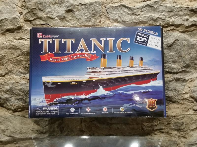 Pusle Titanic Suur