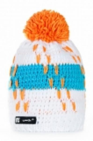 Kootud müts Woolk Flame 018