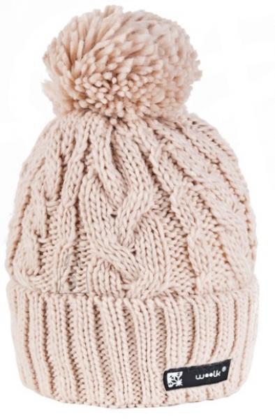 Kootud müts Woolk Iris 114