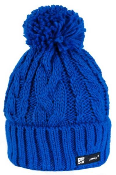 Kootud müts Woolk Iris 117