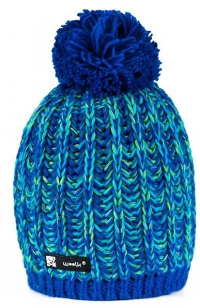 Kootud müts Woolk Nunio 087