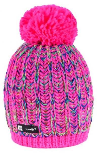 Kootud müts Woolk Nunio 089