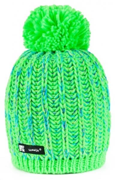 Kootud müts Woolk Nunio 090