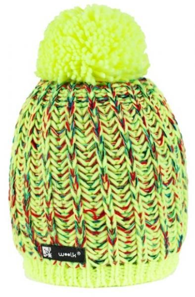 Kootud müts Woolk Nunio 091