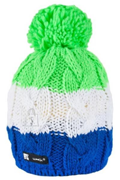 Kootud müts Woolk Skippy 099