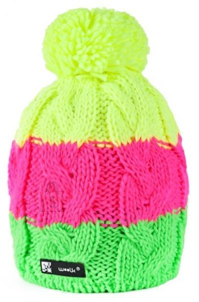 Kootud müts Woolk Skippy 100