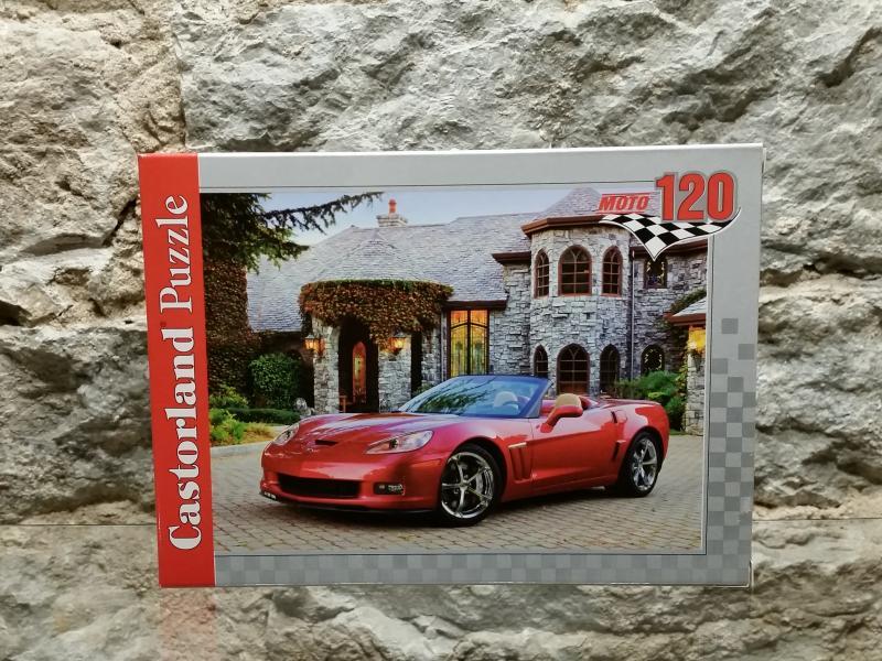 Pusle mini 120 Chervolet Corvette