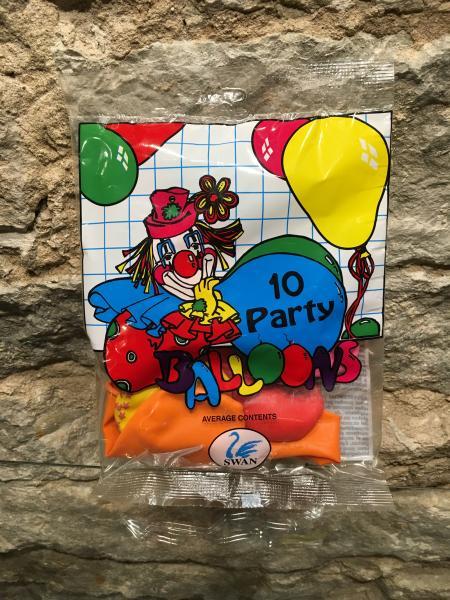 Õhupallid  Palju õnne! 10tk