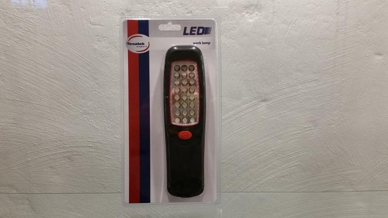 Töölamp suur 24 LED - patareideta