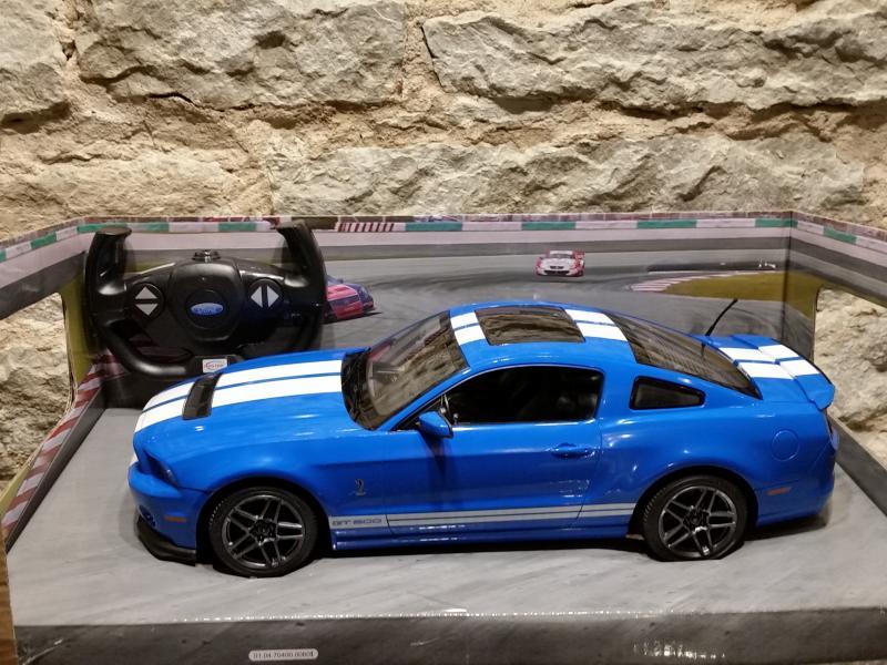 Raad.auto Ford Shelby GT500 1:14 sinine Rastar