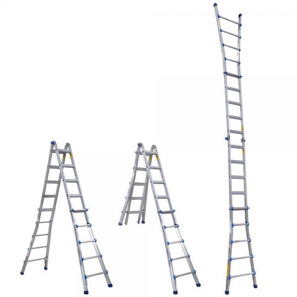 Teleskoopredel 5x5 astet