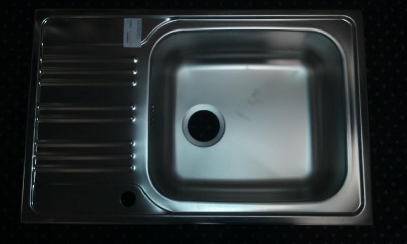 Roostevaba valamu DONAU 500X780mm