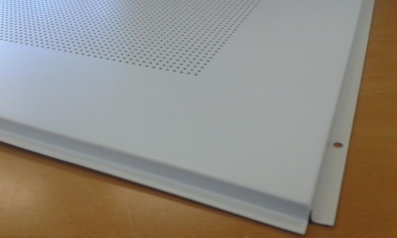 Alumiinium laeplaat 60x60cm (0,6mm+värvitud/10cm border/lay-in))