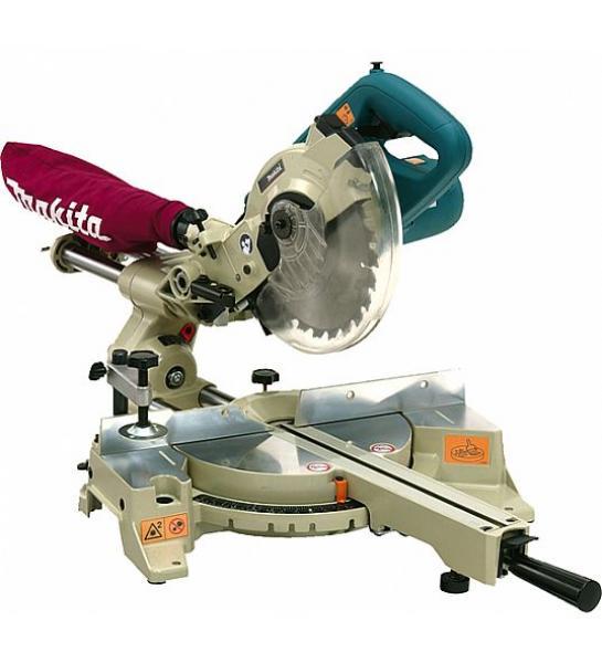 Tükeldus- ja nurksaag kaksikliugraamil, 52x300 mm,ketas: 190x20 mm, 1010 W, 13,1 kg