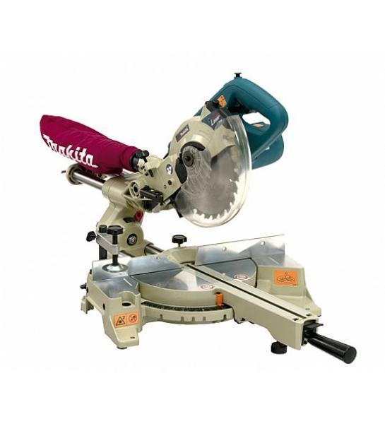 Tükeldus- ja nurksaag kaksikliugraamil, 52x300 mm,ketas: 190x20 mm, 1010 W, laser, 13,5 kg