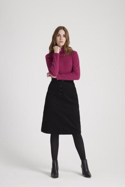 Uma Corduroy Skirt