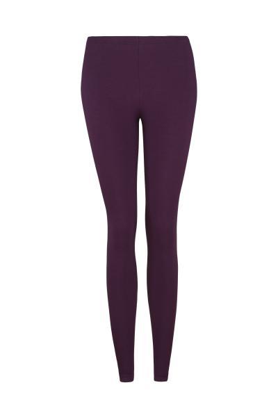 Leggings, burgundy