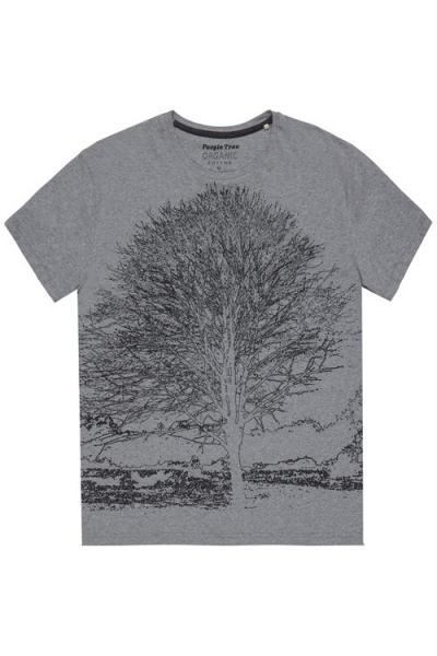Tree Print Tee