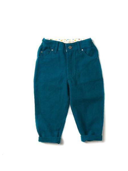 Velvetpüksid, sinakasrohelised (104)