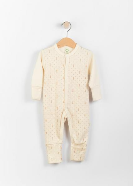 Sleepsuit, natural