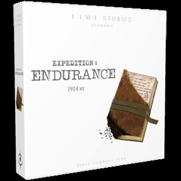 T.I.M.E. Stories Endurance