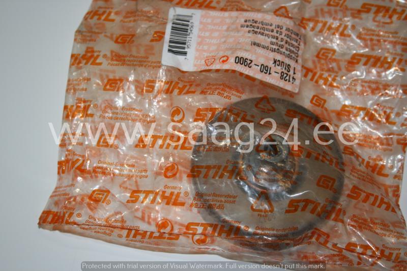 Siduritrummel FS400,450,480