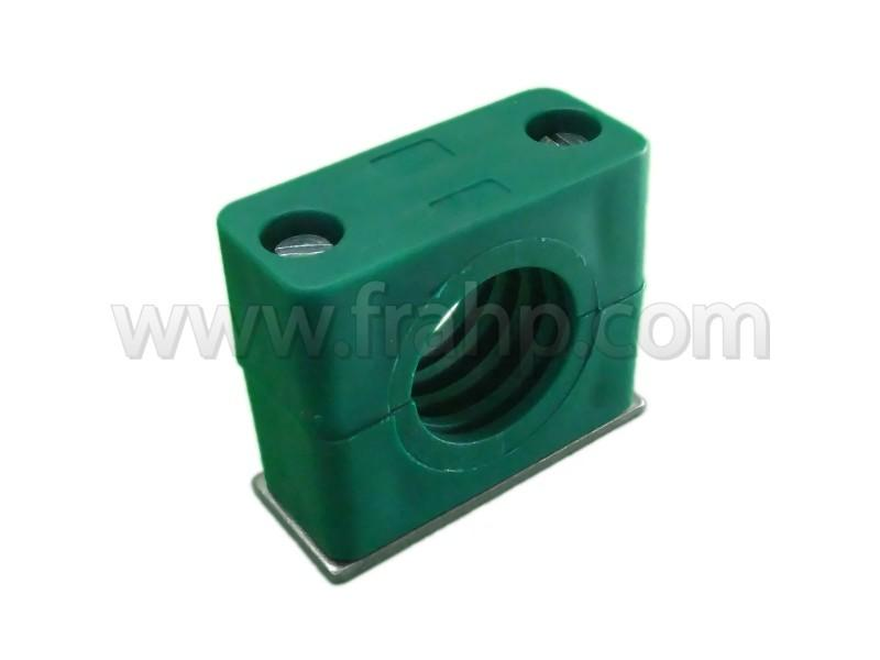 Simple Plastic Weld Flange 38 71