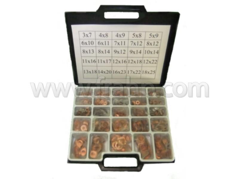 Vaskseibid 3x7-18x25