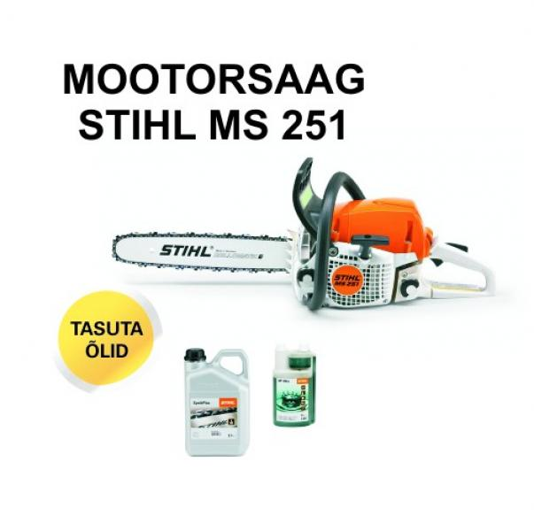 Mootorsaag MS 251
