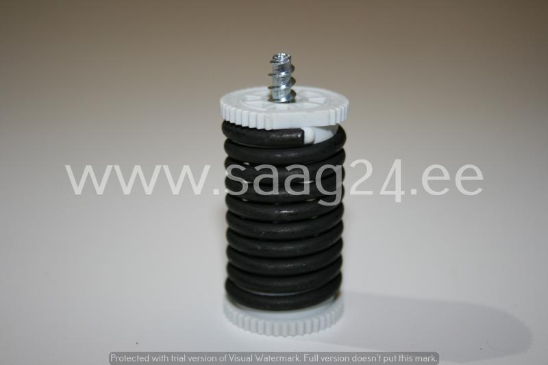 AV puks vedru FS410C,460CM,490CM alumine