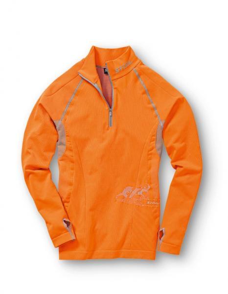 Soe pesu särk ADVANCE oranz pikkade käistega