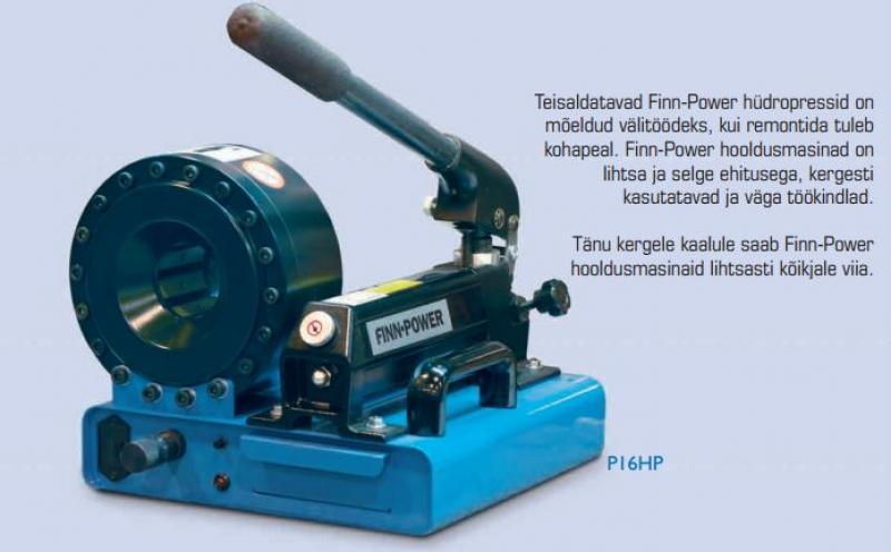 Hüdropress P16HP