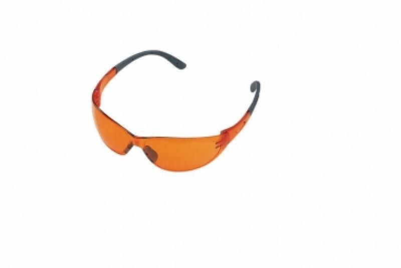 Kaitseprillid CONTRAST oranzid