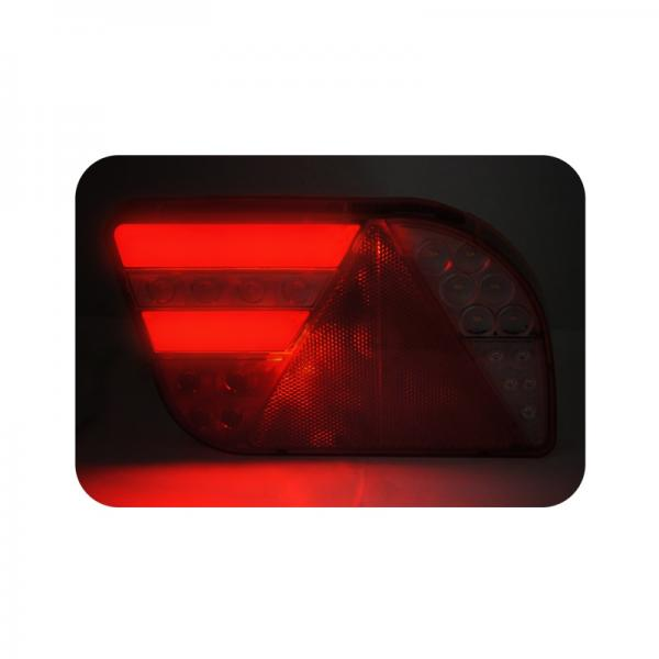 Glo Track LED Combination Rear Lamp