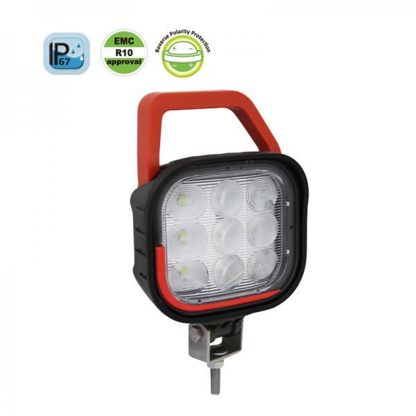 22W LED Work Lamp Flood Beam