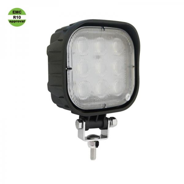 22W LED Work Lamp Flood Beam