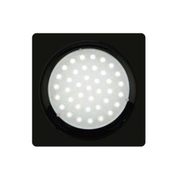 LED Round Interior Lamp